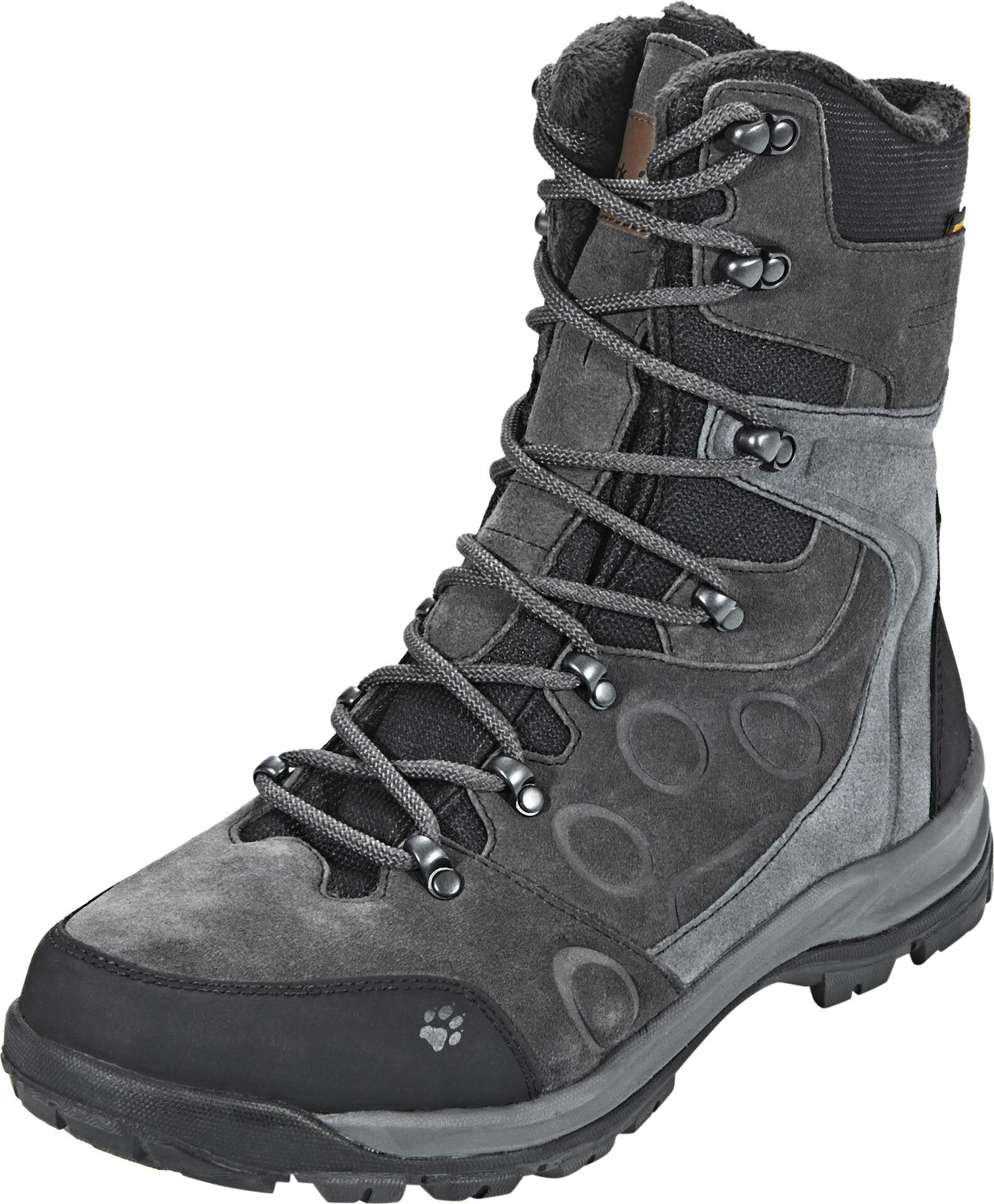 Jack Wolfskin Glacier Bay Texapore High Shoes Men phantom